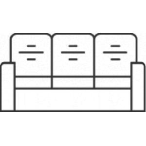 Для 3-х местных диванов