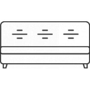 Чехлы на диваны без подлокотников